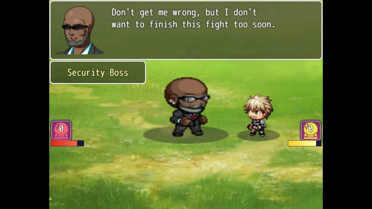 RPG Maker MV - Boss Test Battle