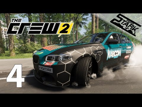 The Crew 2 (Drift / BMW M5) - Stark