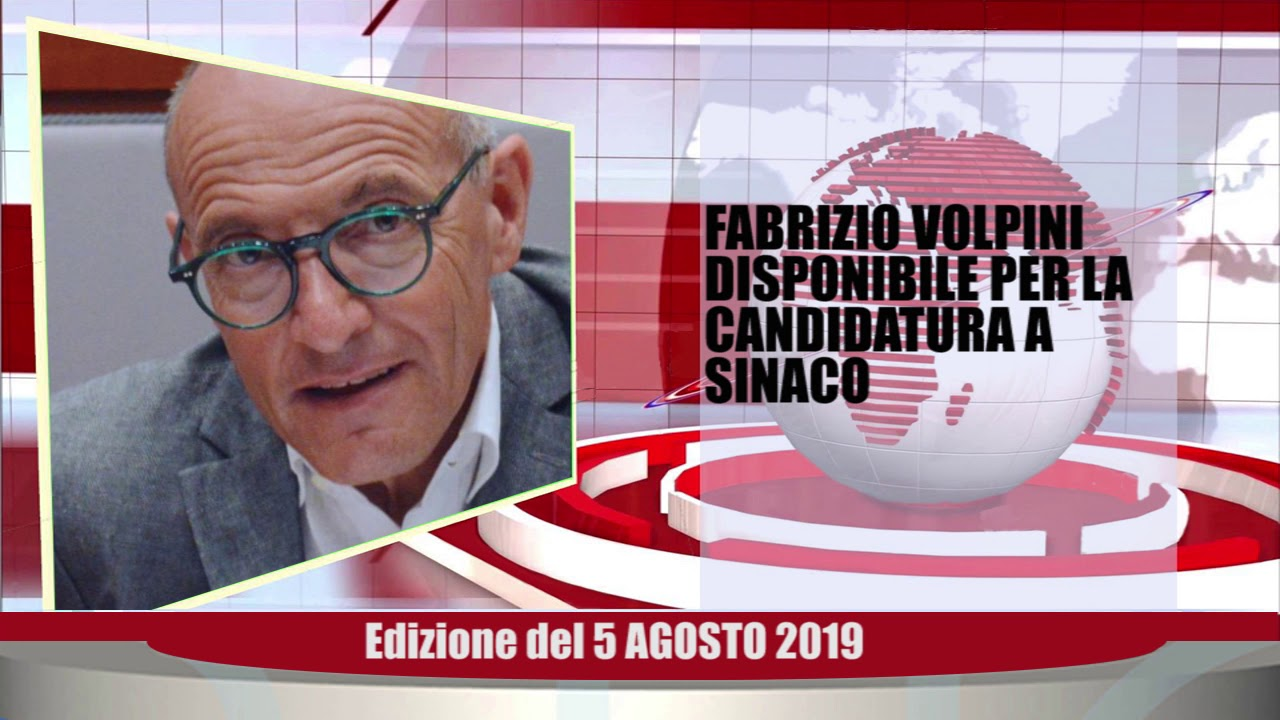 Velluto Senigallia Tg Web del 05 08 2019