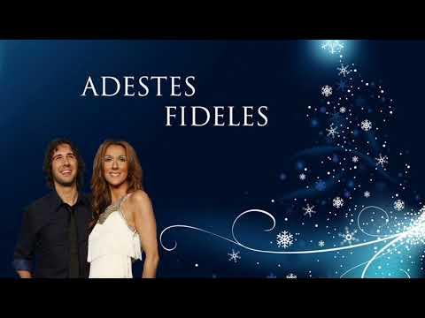 Celine Dion and Josh Groban - Adestes Fideles (B4GGIO Edit)