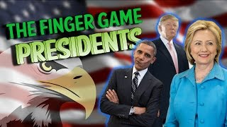 THE FINGER GAME: Donald Trump, Barack Obama, or Hillary Clinton? (Quiz)