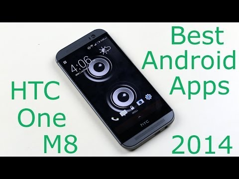 best htc one m8 apps