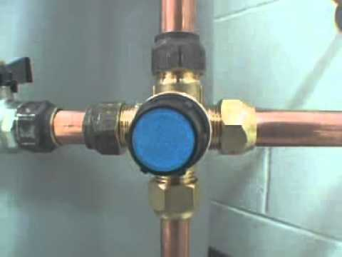 High Pressure Cold Water Expansion Valve Youtube