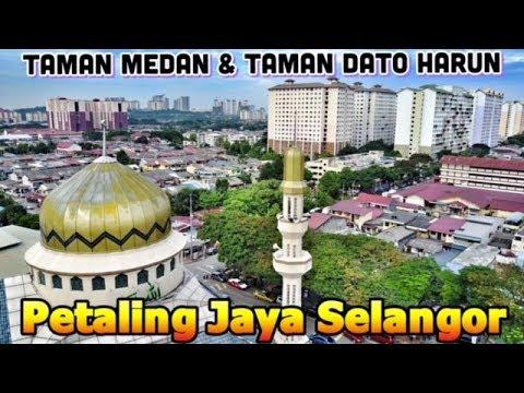 Taman Dato Harun/ Taman Medan Petaling Jaya Selangor | Mavic Pro | October 2017