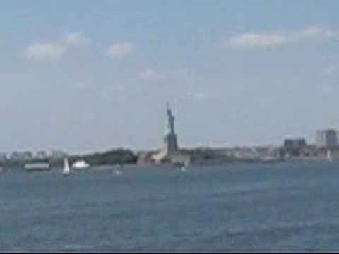 Staten Island Back to Manhattan Ferry Ride