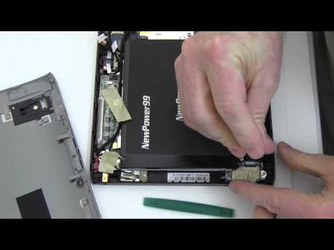 How to Replace Your Acer Iconia Tab A500 Battery