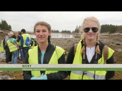 Second Century Stewardship: Intertidal Zone