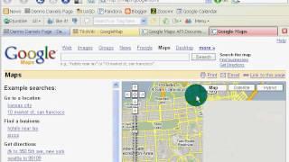 Tiki Wiki And Google Maps