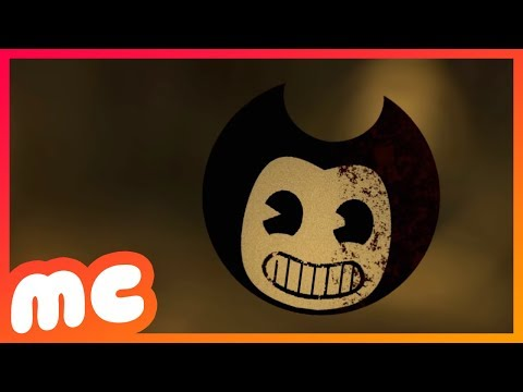"""Composer Struggles"" - Bendy and the Ink Machine Song [Musiclide] ft. CG5"