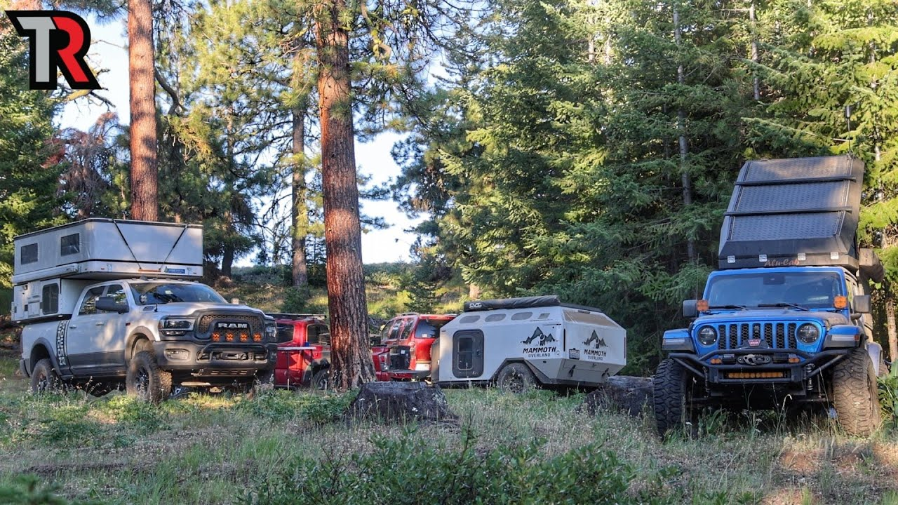 Choosing an Overland Vehicle Discussion - Coffee One-Take