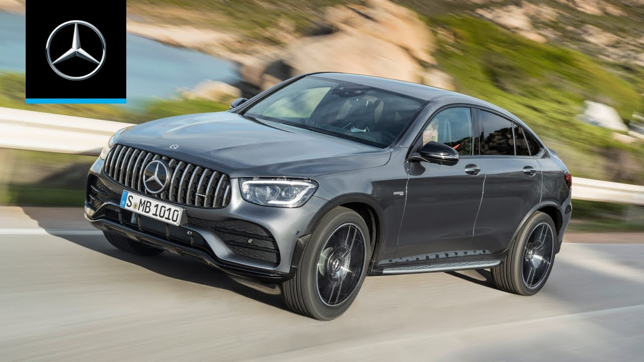 Glc 43 Amg >> Mercedes Amg Glc 43 4matic Coupe 2020 World Premiere Trailer