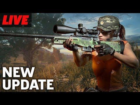 xbox one pubg update