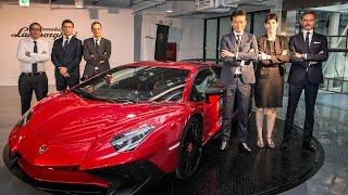 Lamborghini 車系
