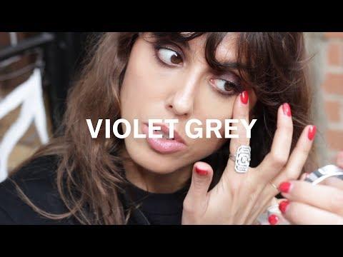 French Lessons: Violette's Modern Smoky Eye