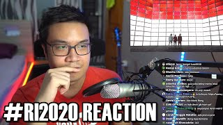 REWIND INDONESIA 2020 REACTION - Thank you.