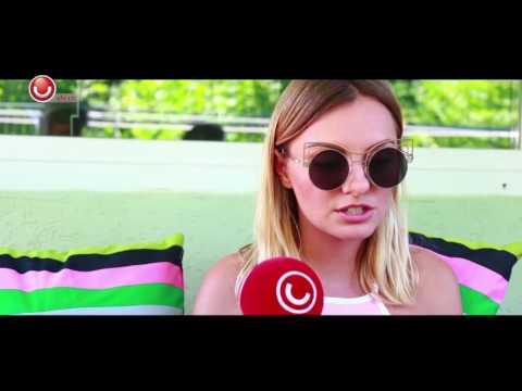 UNews: Interviu cu Alexandra Stan @Utv 2016