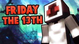 Do NOT Play Minecraft Pocket Edition on FRIDAY the 13th!!!