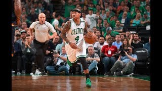 Isaiah Thomas' Top 10 Plays of the 2016-2017 NBA Season