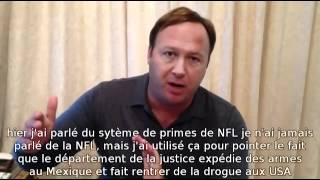 Coup de Gueule d'Alex Jones - Film Prometheus - Mars 2012 - Alex Jones