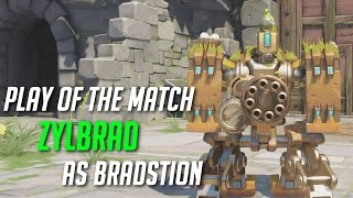 Overwatch - The Competitive Bastion Meta