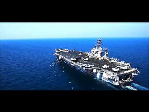 הצי האמריקאי מציג: פריסת כוחות ואימונים - סרטון מטורף :)
