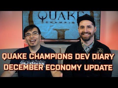 Quake Champions Developer Diary: Economy Update and Battle Pass!