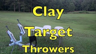 Clay Target Throwers