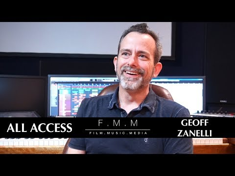 All Access: Geoff Zanelli