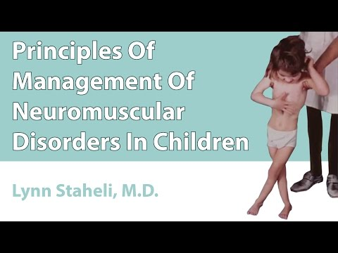 Principles Of Management Of Neuromuscular Disorders In Children