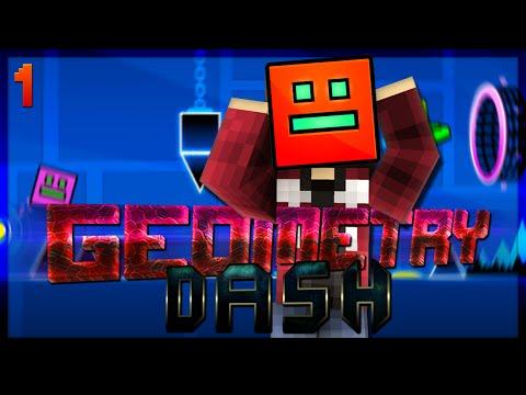 """Παίζοντας Geometry Dash #1 """"Θέλετε να συνεχίσω?"""""""