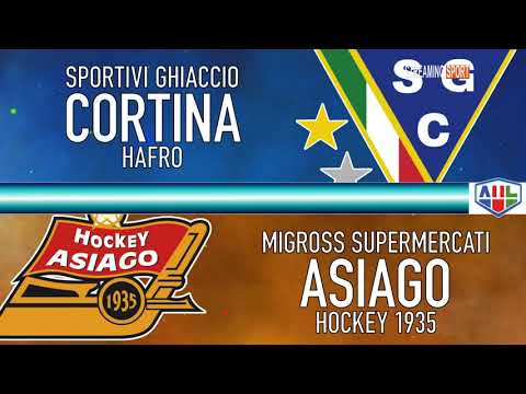 SGC CORTINA HAFRO vs ASH ASIAGO - 12 Gennaio 2021