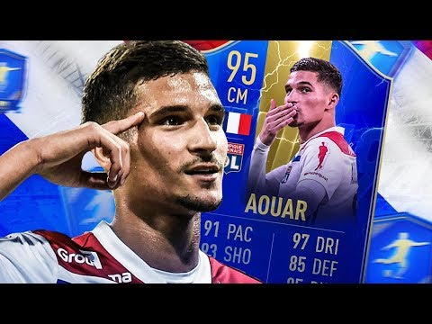 THE BEST TOTS SBC EVER?! 95 TEAM OF THE SEASON AOUAR PLAYER REVIEW! FIFA 19 Ultimate Team