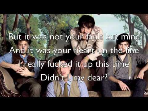 """Little Lion Man"" - Mumford & Sons (Official Lyrics)"
