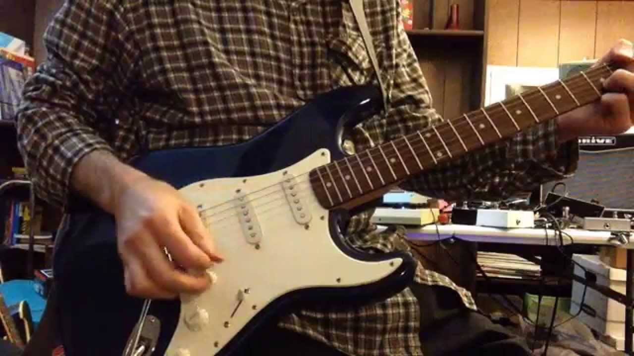 Strat pickup mod with NO soldering - Bridge + Neck combination - YouTube