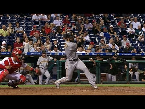 9/13/16: Rodriguez † s late homer gives Pirates the win