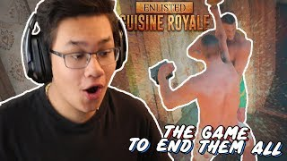 The Game To End PUBG, Fortnite And The Rest Of The Battle Royale Genre • Cuisine Royale