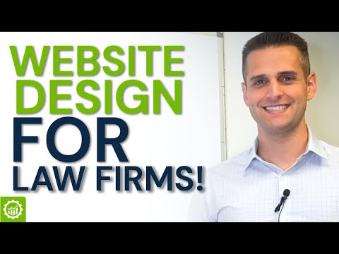 Law Firm Website Design: 10 Mistakes To Avoid When Designing Lawyer Websites