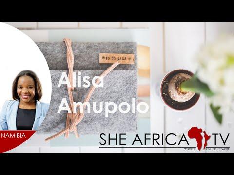 Hangout with Digital Entrepreneur Alisa Amupolo -SHE Africa, Namibia