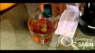 3abn: Quick & Easy Homemade Silken Carob Cake Recipe Video