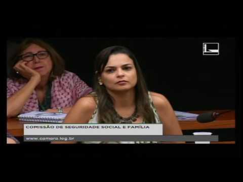 SEGURIDADE SOCIAL E FAMÍLIA - Audiência Pública - 12/07/2016 - 14:48