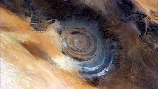 Huge Megalithic Ancient Earth Structure Discovered - UNKNOWN EYE OF THE SAHARA