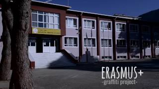 232 Artworks - Erasmus+ // graffiti.project.