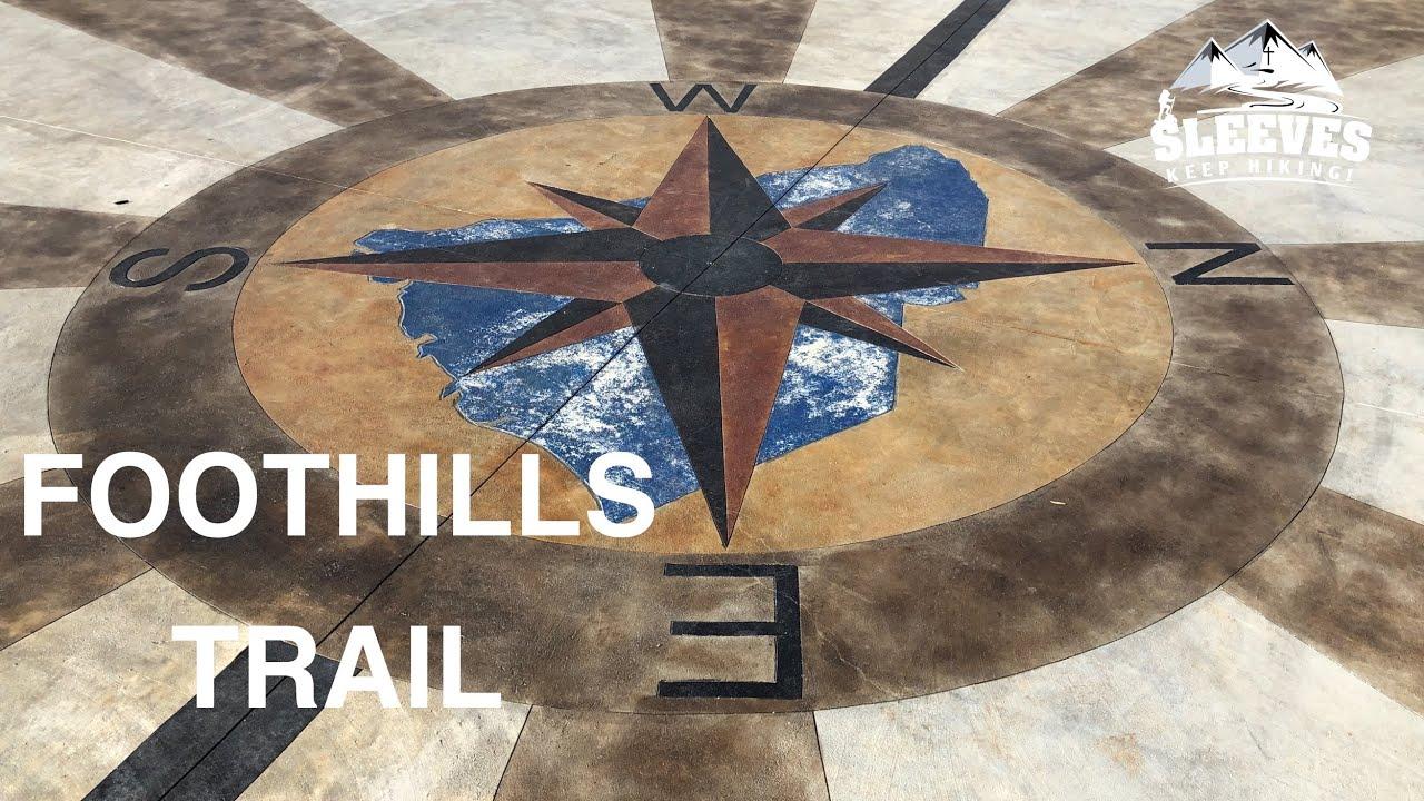 Foothills Trail - South/North Carolina