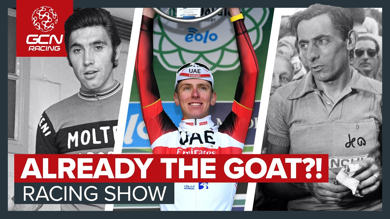 Download One Of The Greatest Cyclists Ever At Just 23?!   GCN Racing News Show