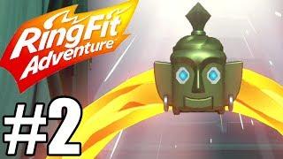 Ring Fit Adventure Gameplay Walkthrough Part 2