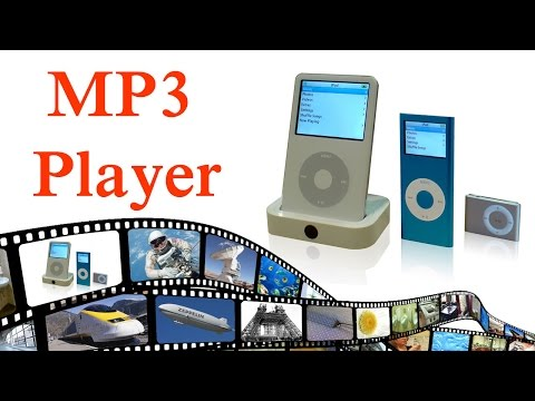 MP3 PLAYER -  The Evolution of Digital Sound