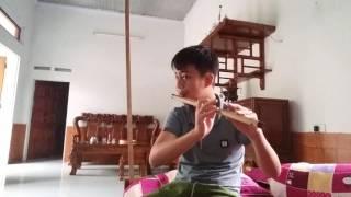 Vẽ một nụ cười - Nguyễn Văn Đạt - Sáo trúc