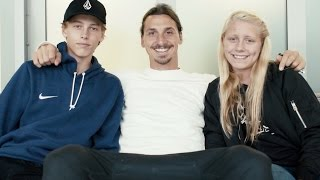 Vitamin Well Fan Meeting with Zlatan Ibrahimović