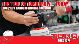 torq 10fx random orbital polisher overview chemical guys dual action polishing