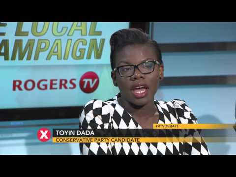 Toronto Etobicoke North Debate - 2015 Federal Elections - The Local Campaign, Rogers TV